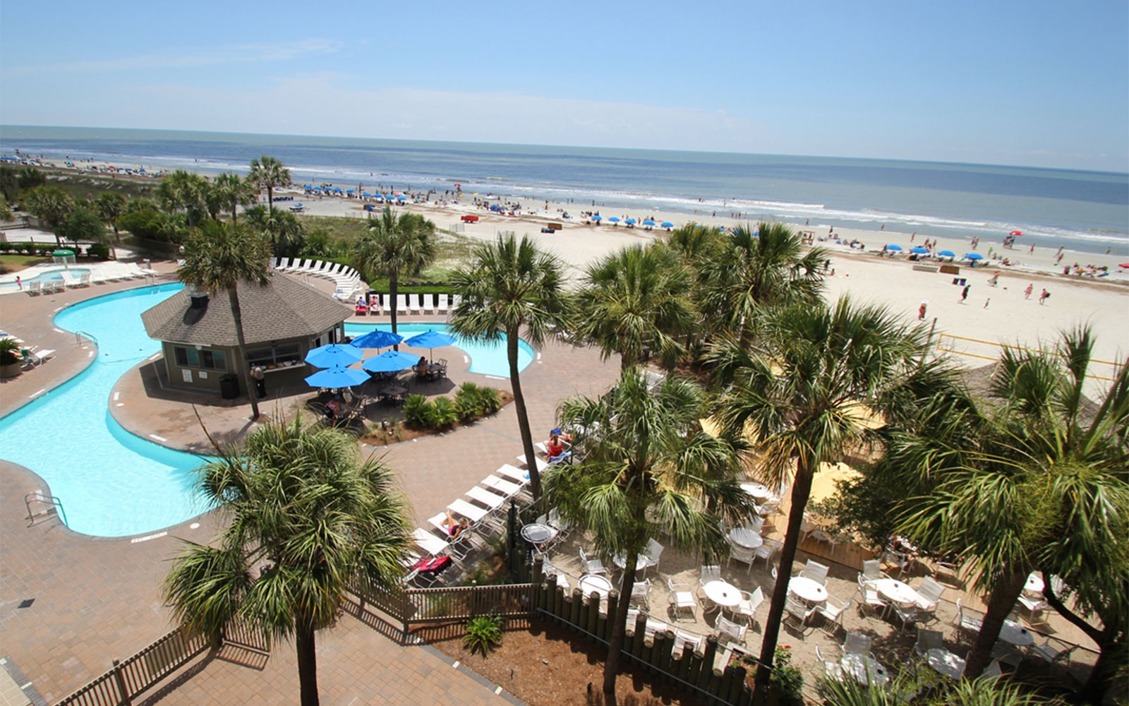 The Beach House, a Holiday Inn Resort, Hilton Head, SC