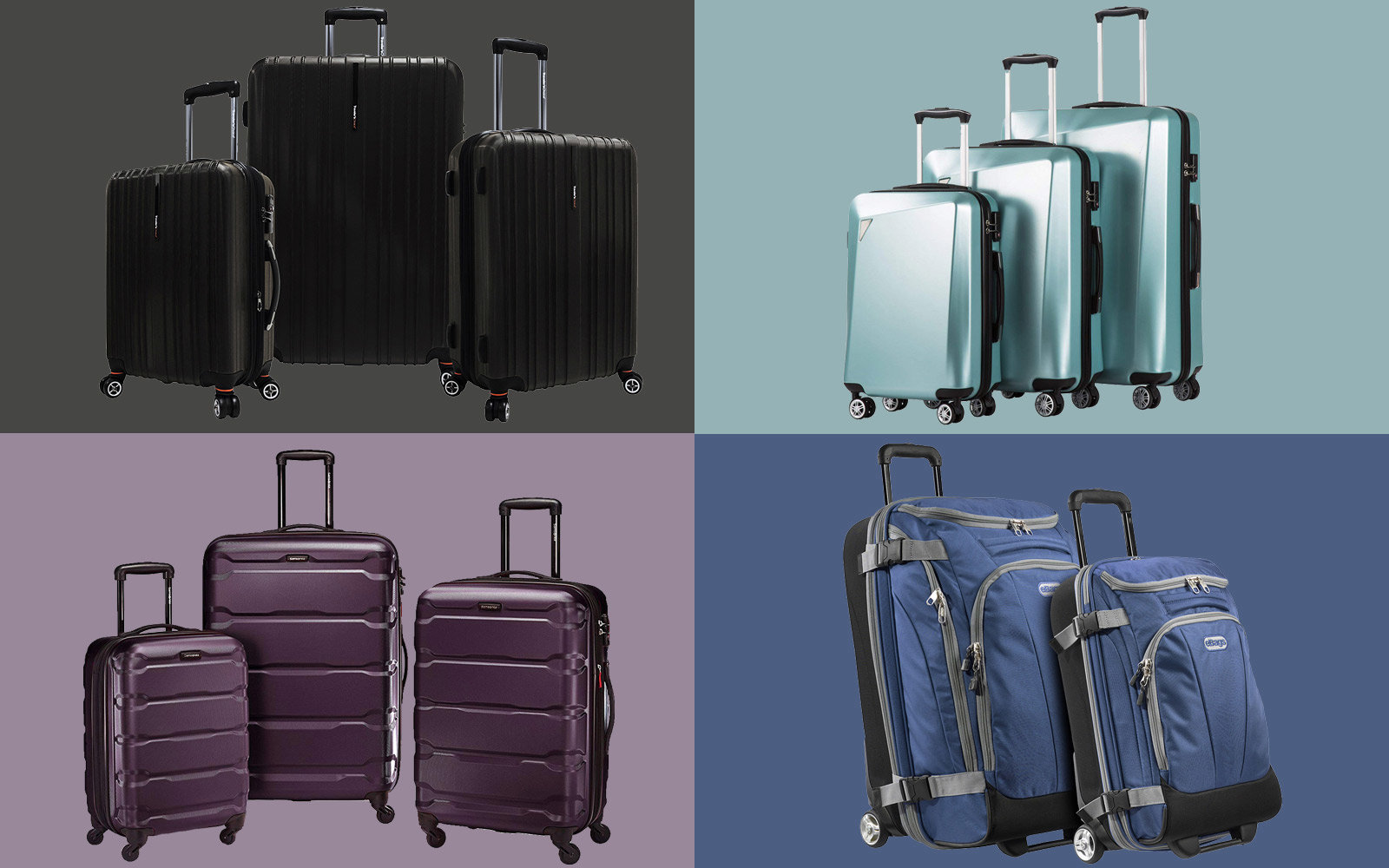 9793028c61e2 The Best Cheap Luggage Sets