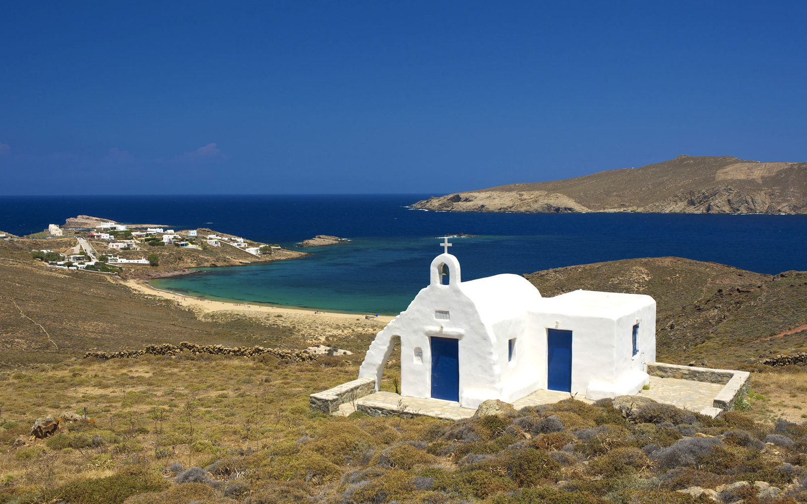 Best Beaches Greece Agios Sositis