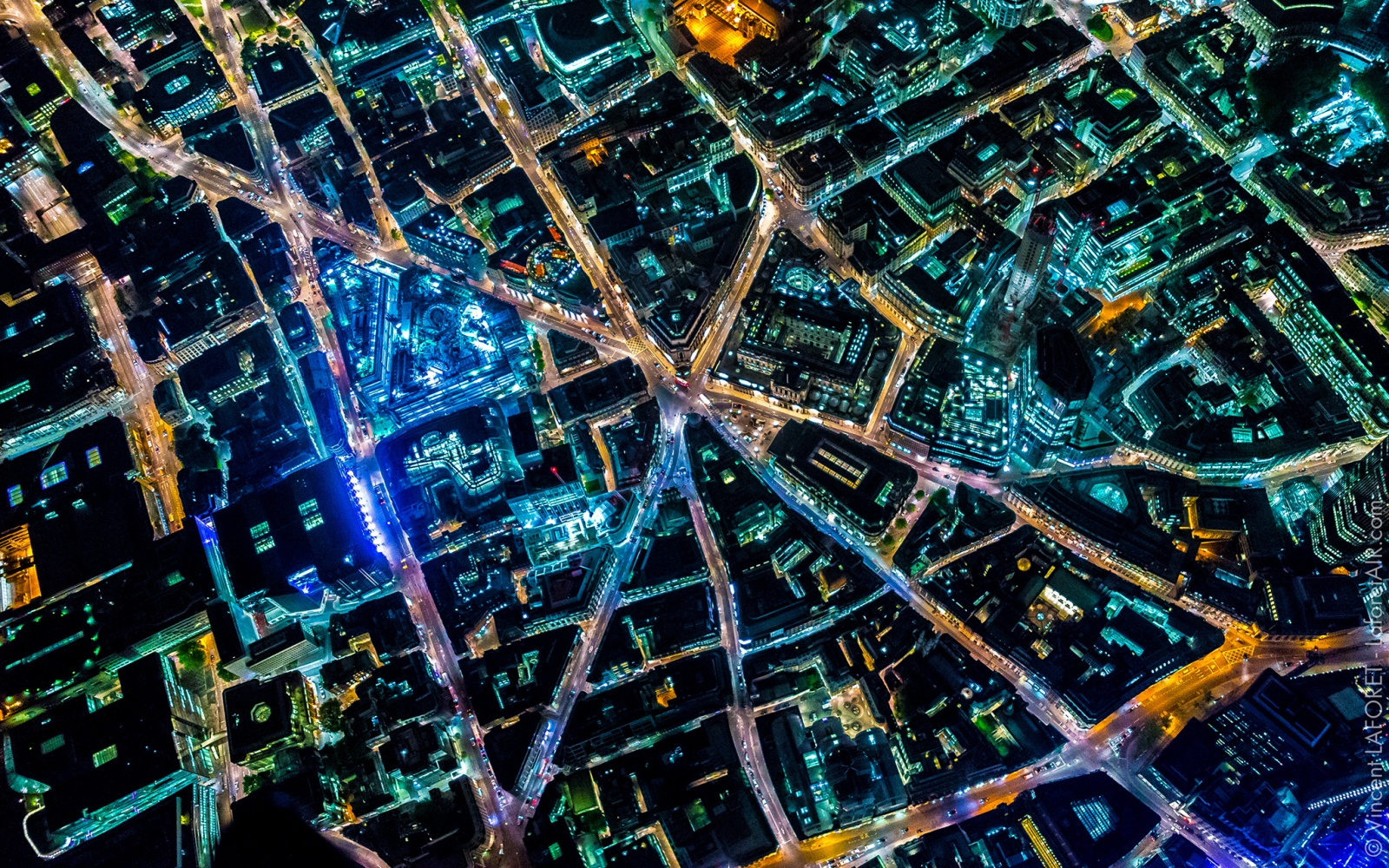 In Photos: Stunning, Chaotic London From Above
