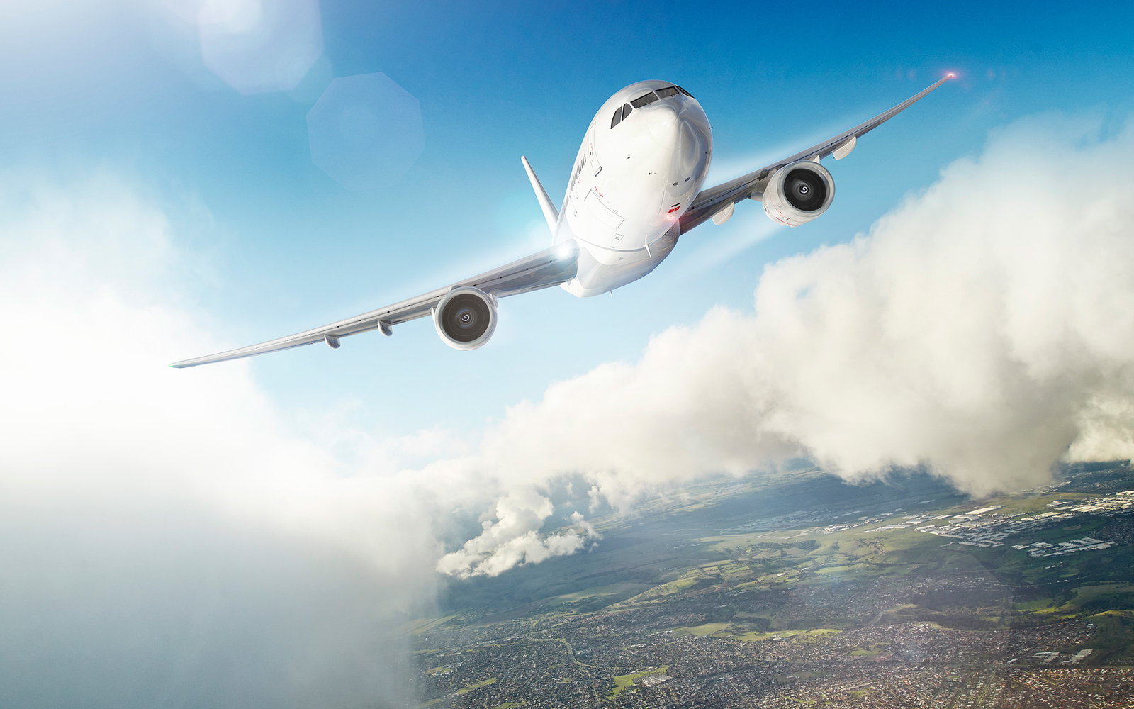 How Airlines Determine Which Conflict Zones Are Safe to Fly Over