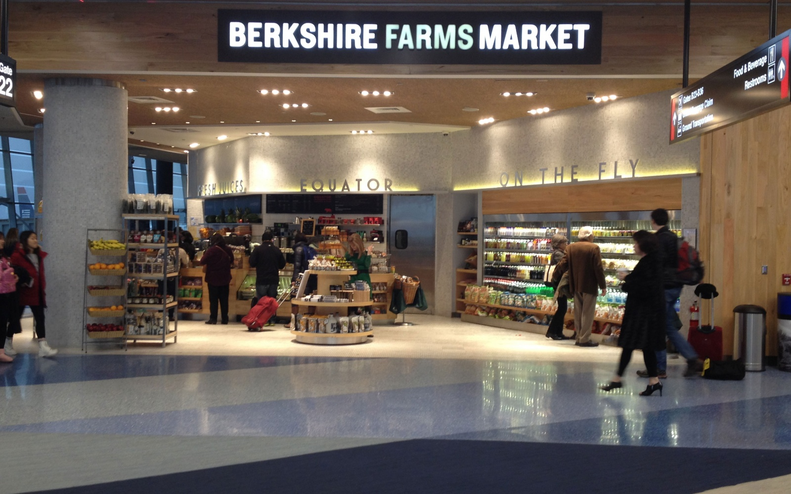 Berkshire Farms Market