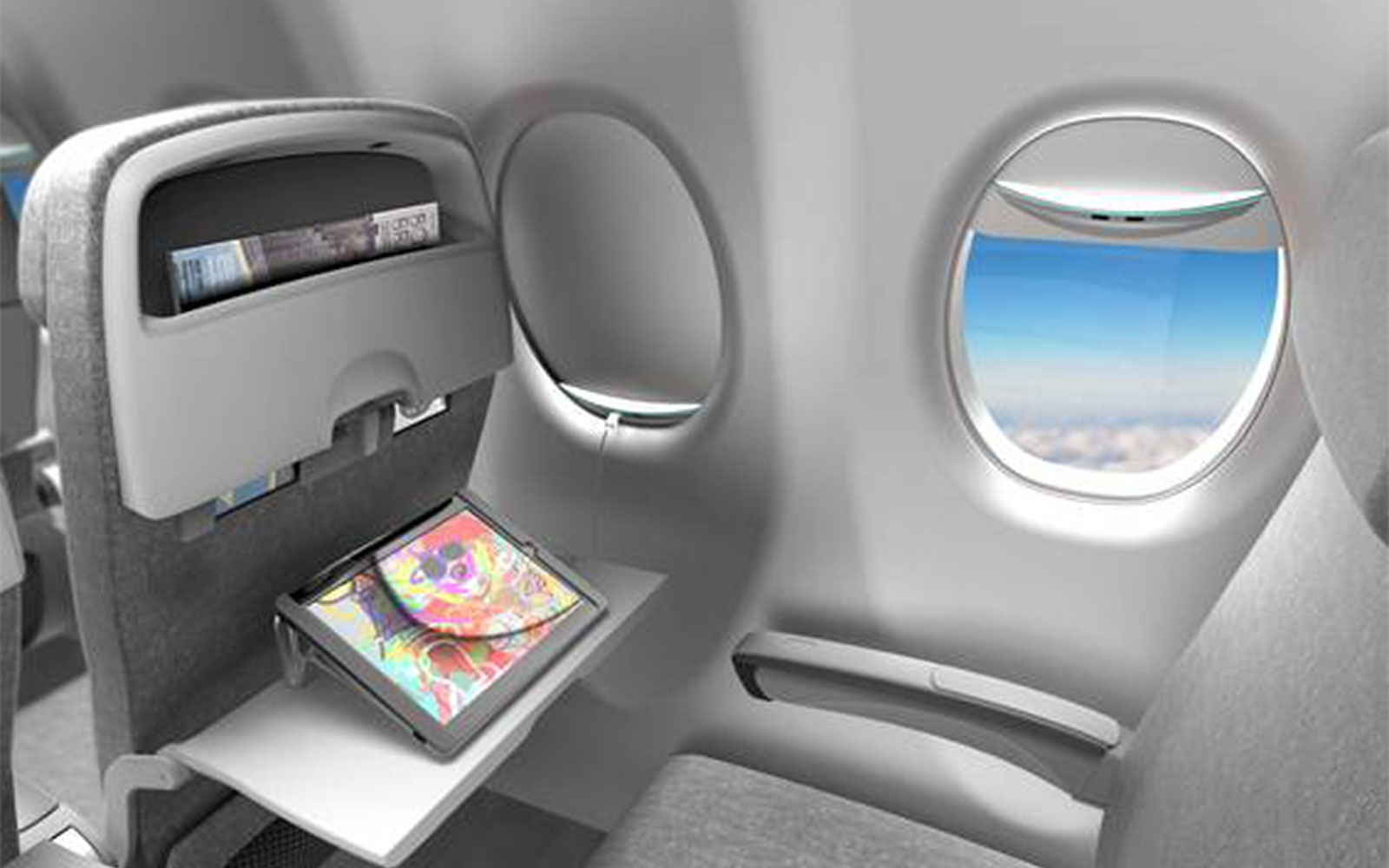 Improved Aircraft Windows