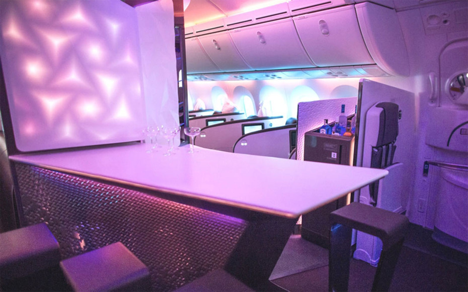 Onboard Lounges