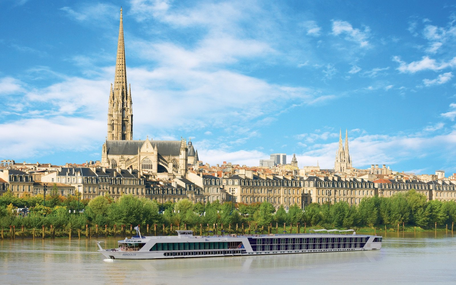 AmaWaterways Dolce river cruise