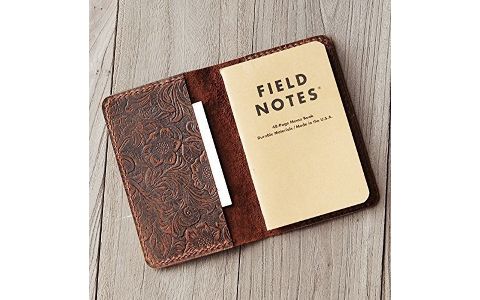 Travelers Notebook Cover With Planner Insert