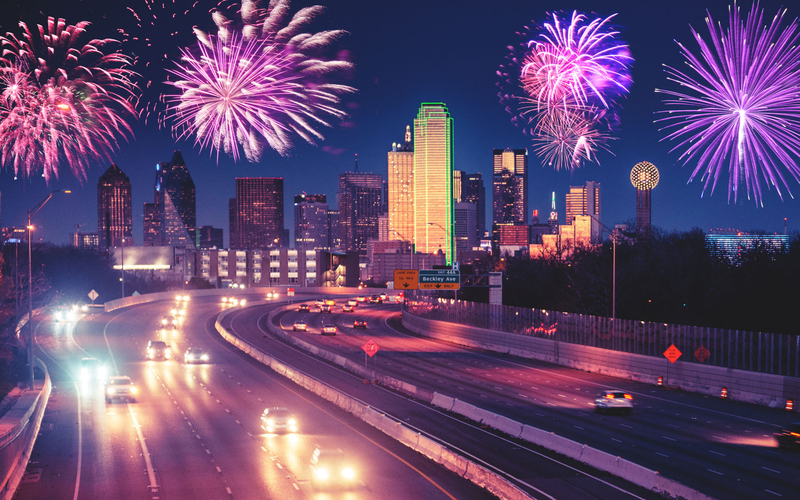 America's Best Cities for New Year's Eve | Travel + Leisure