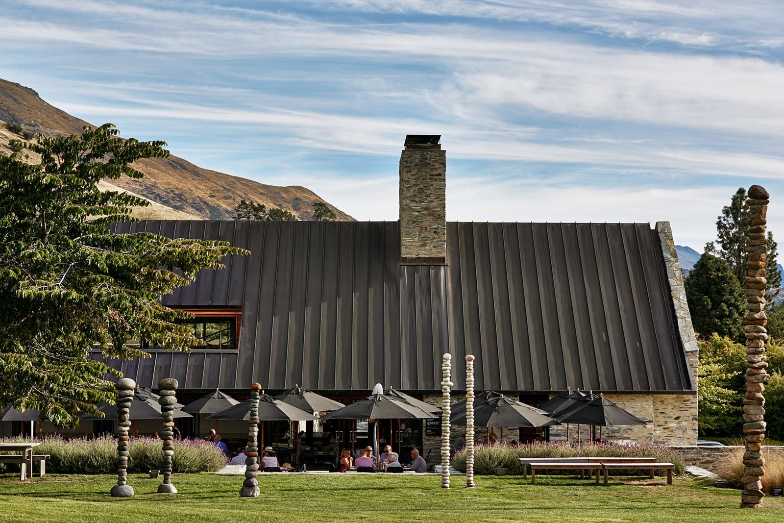 Amisfield Bistro, Queenstown