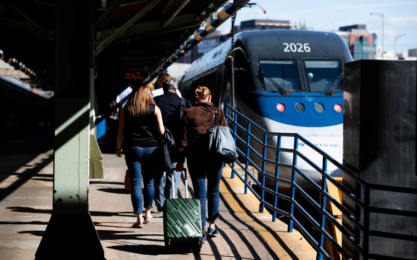Amtrak's Black Friday sale has tickets as low as $19 until Monday