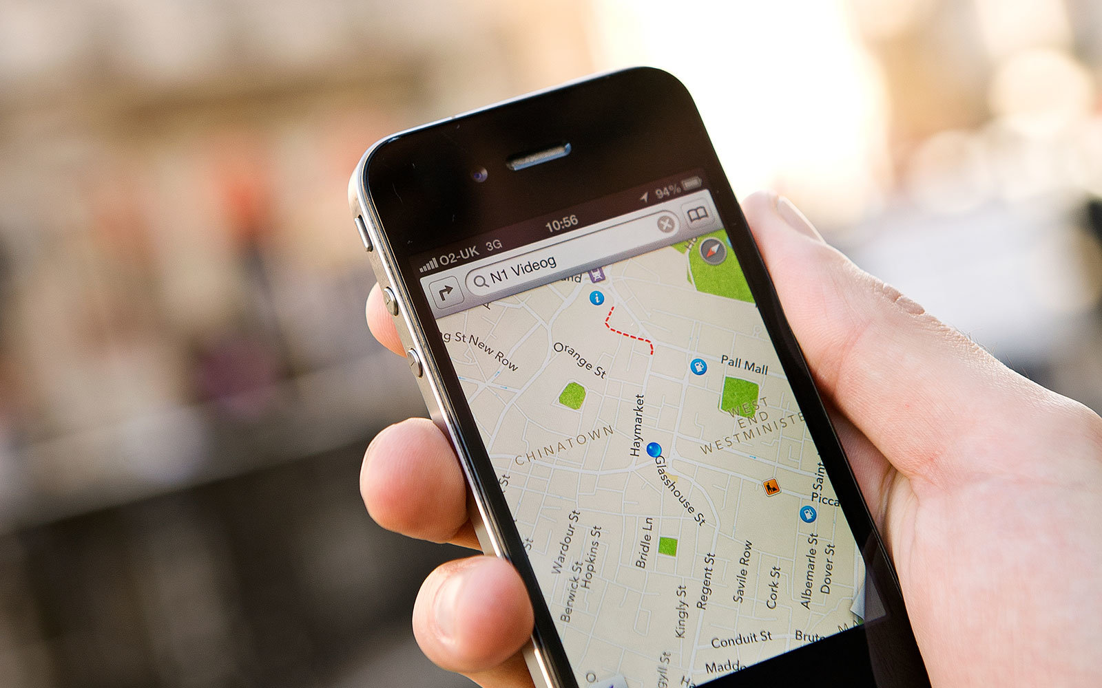 Apple Maps Will Help You Find Where You Parked Your Car