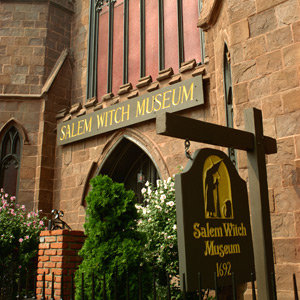 Witch Hunting In Salem Ma Travel Leisure