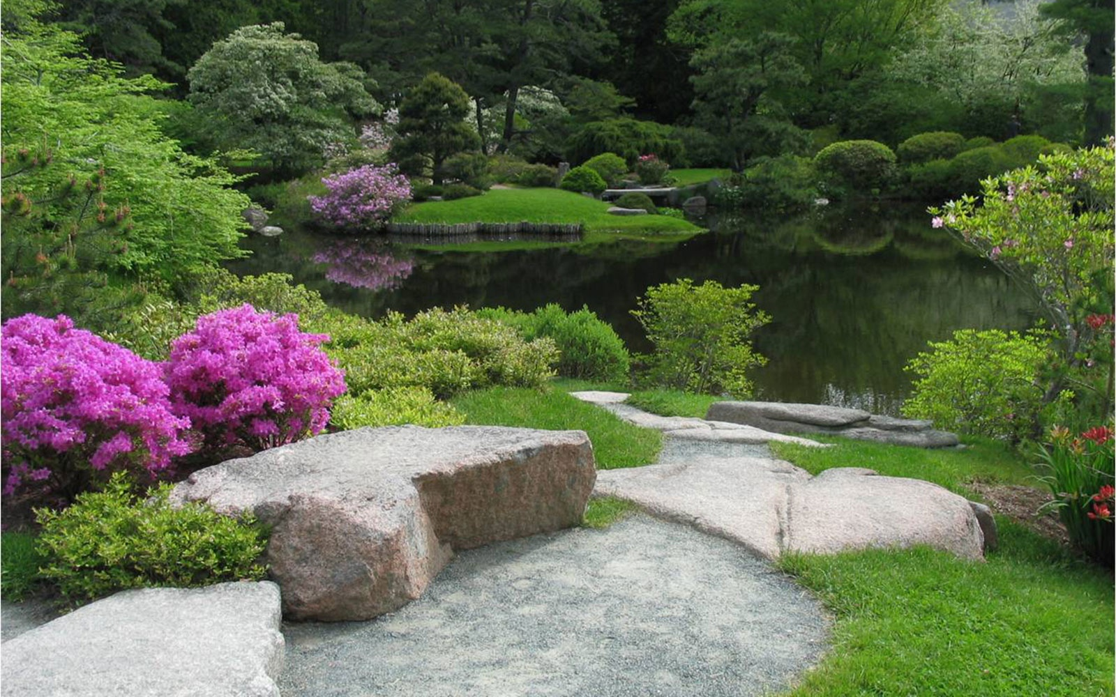 America 39 s most beautiful gardens travel leisure for Beautiful gardens landscaping
