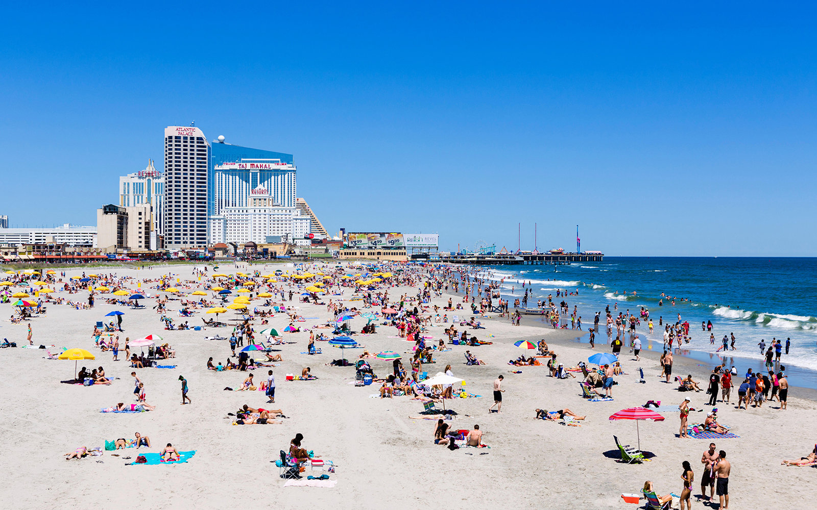Best Beaches Clearwater New Jersey