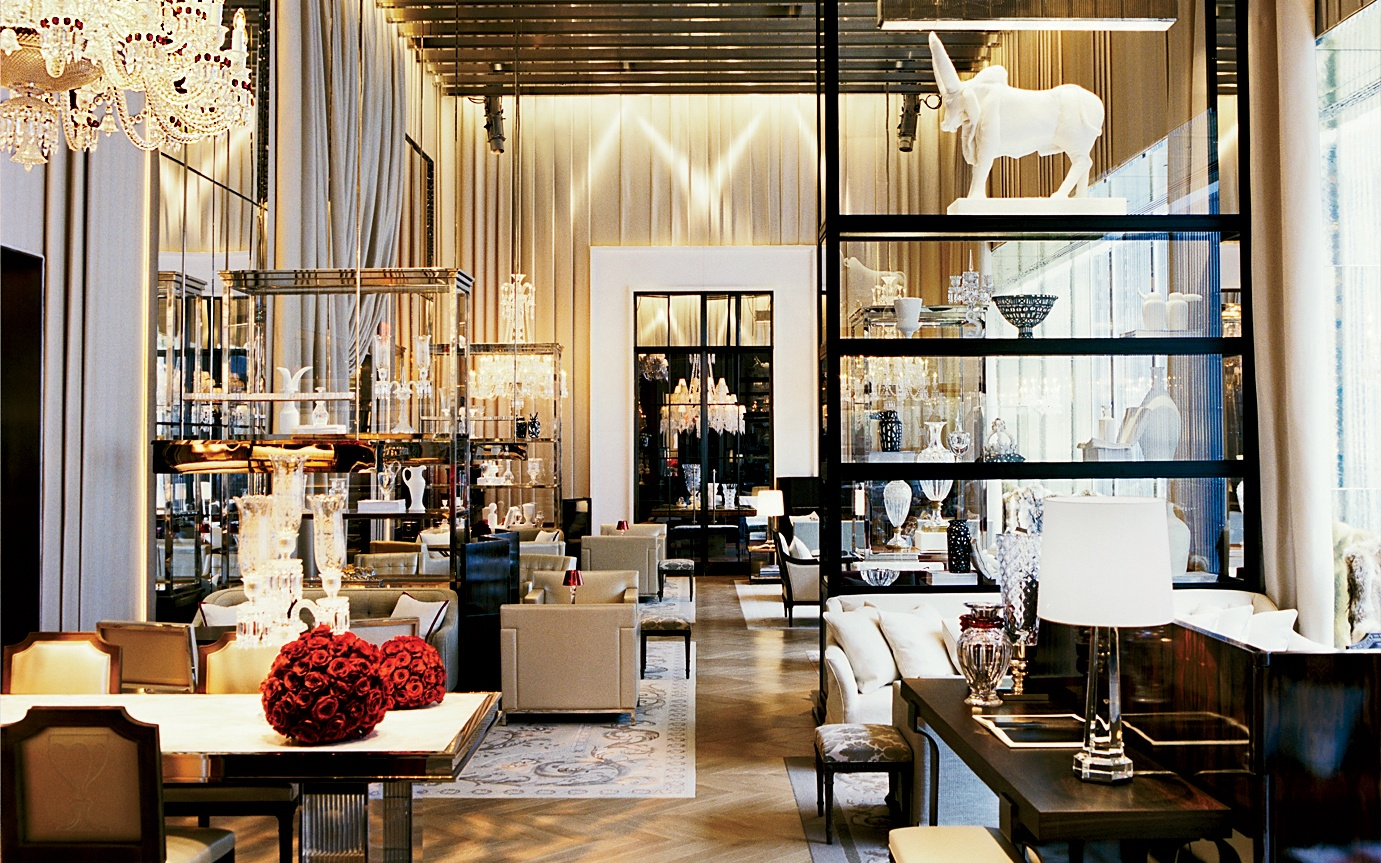 Inside Nyc S Unapologetically Luxurious Baccarat Hotel