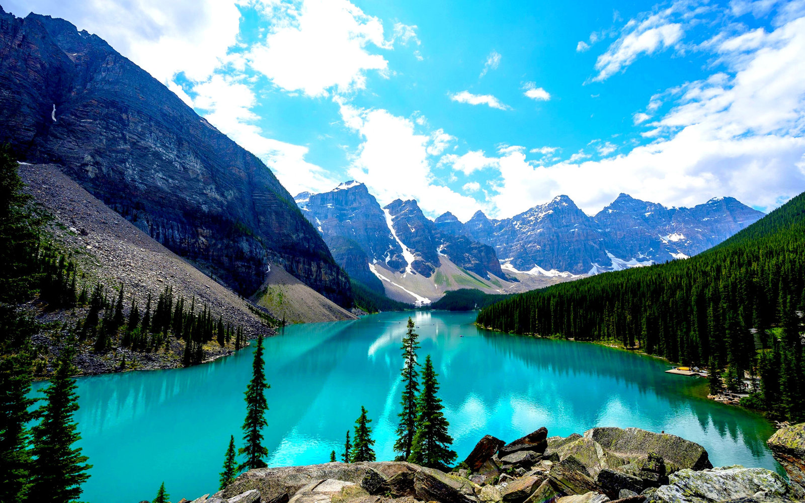 Canada, Alberta, Banff National Park