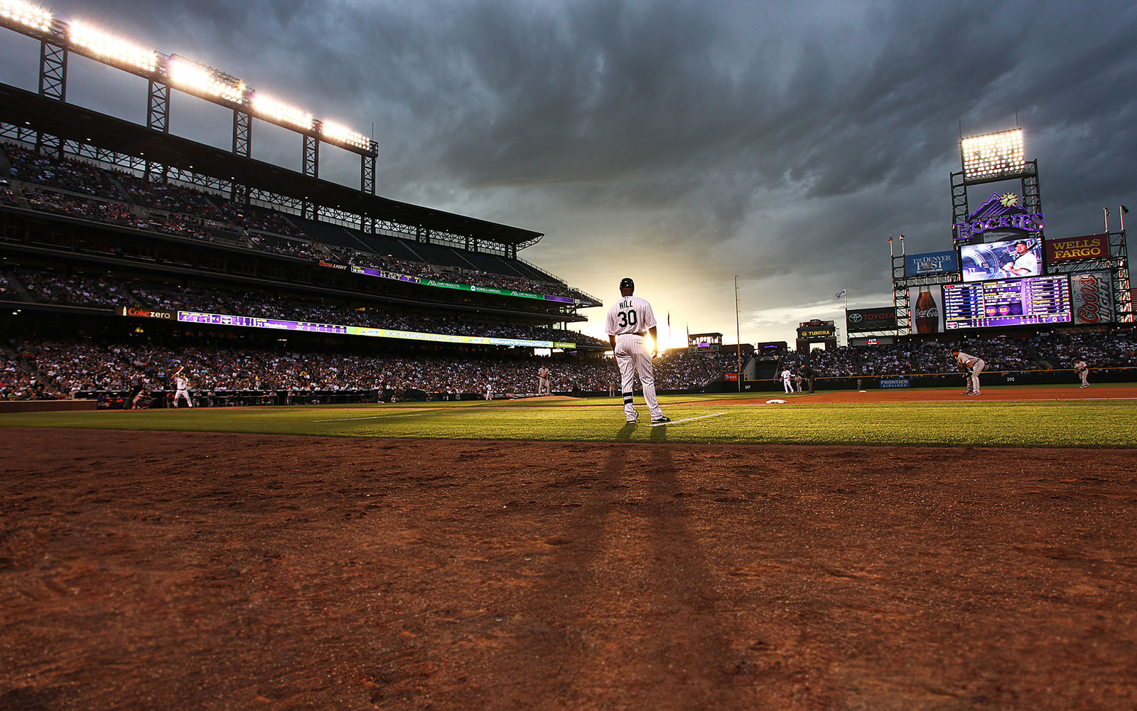 Coors Field: Colorado Rockies