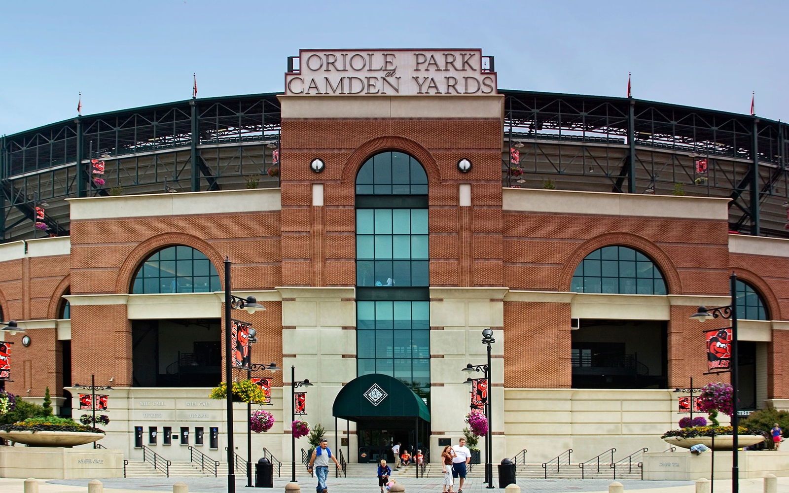 Oriole Park at Camden Yards: Baltimore Orioles