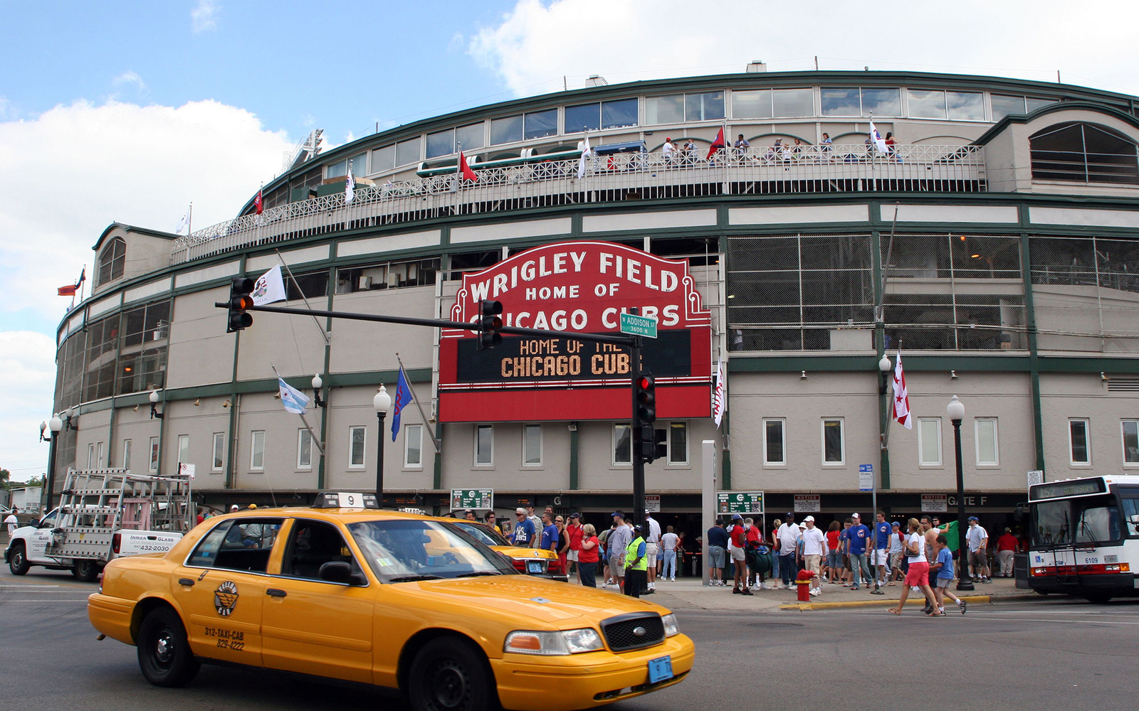 Wrigley Field: Chicago Cubs