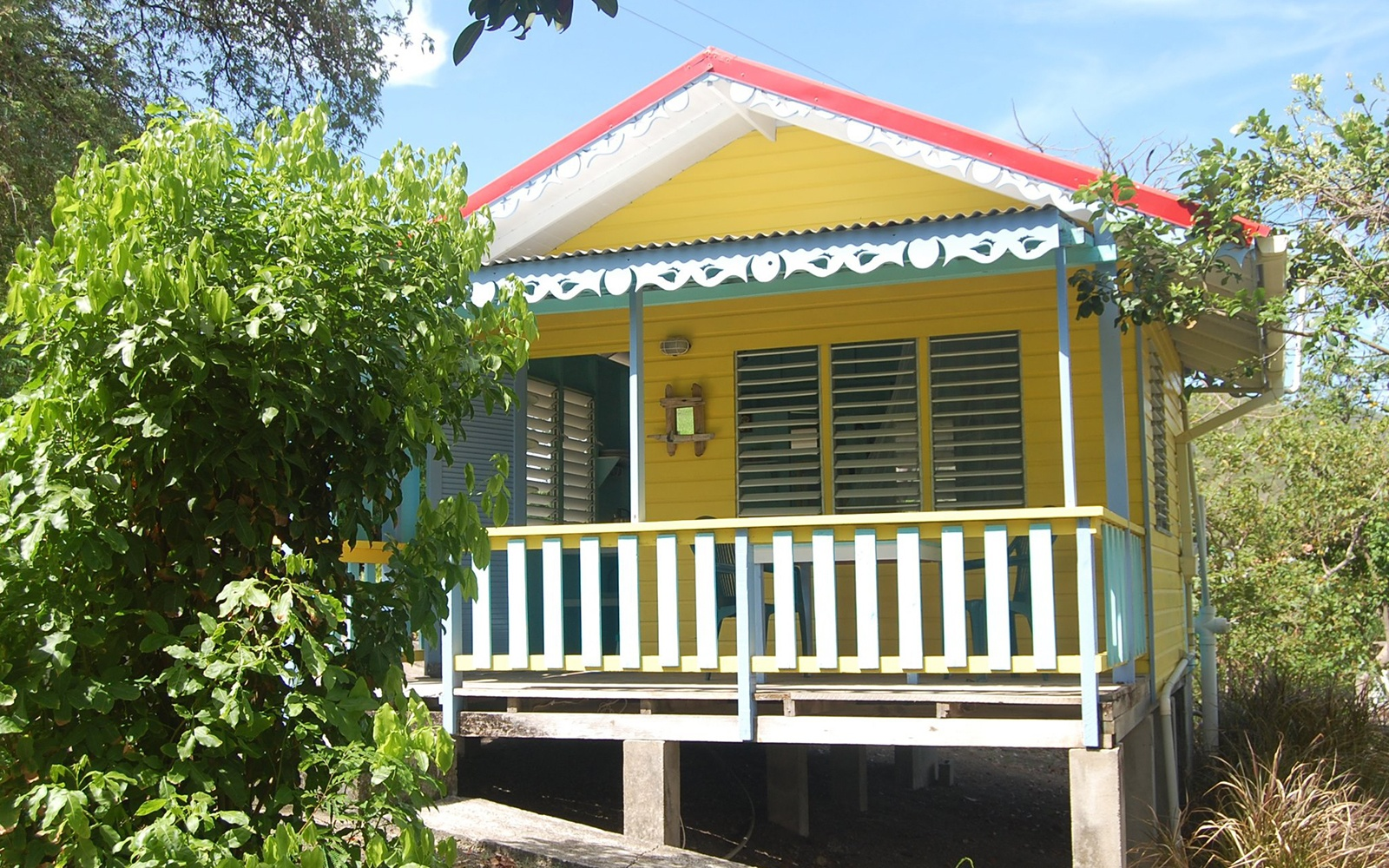 Bayaleau Point Cottages, Carriacou, Grenadines