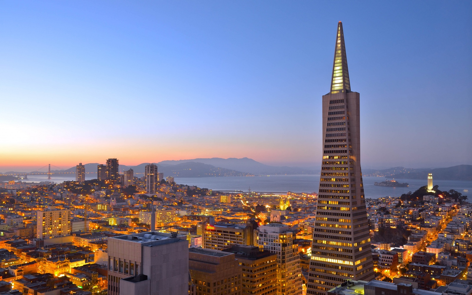 Bay Area Hotels