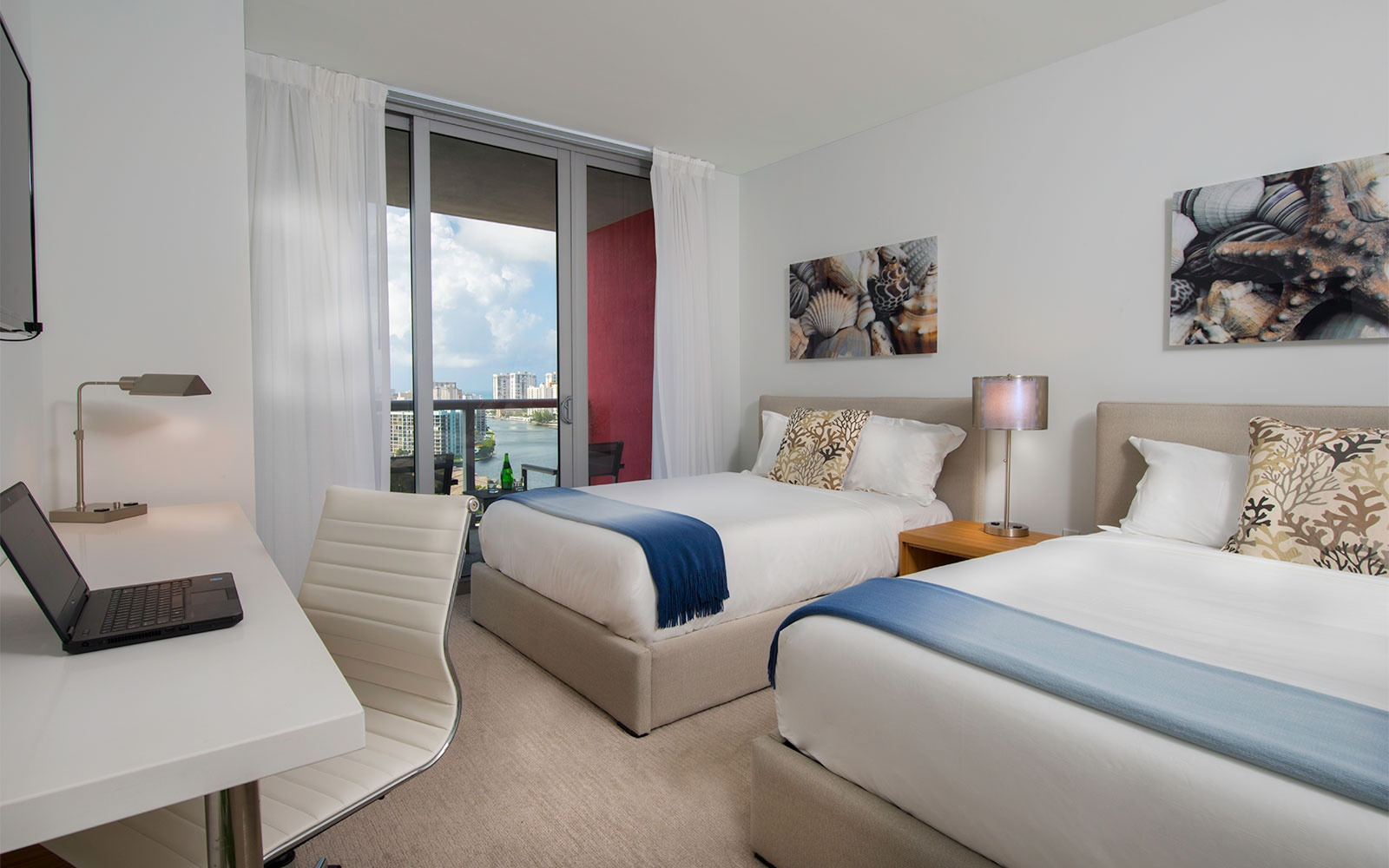 Beachwalk Resort and HYDE Resort, Hallandale Beach, Florida