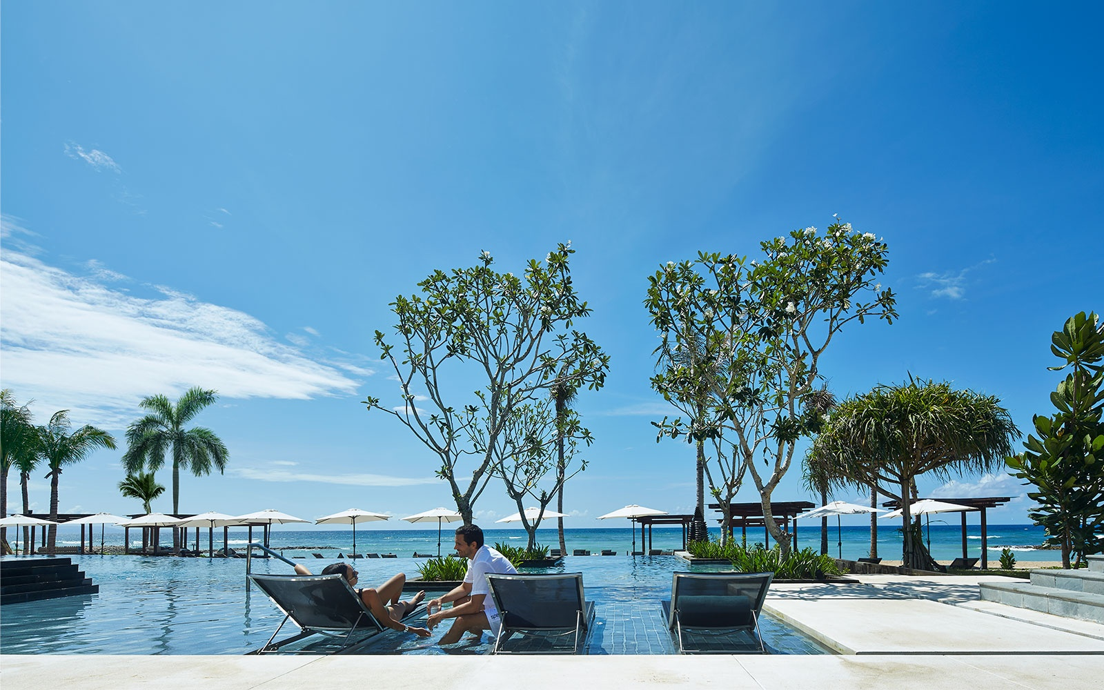 The Ritz-Carlton Bali, Bali, Indonesia