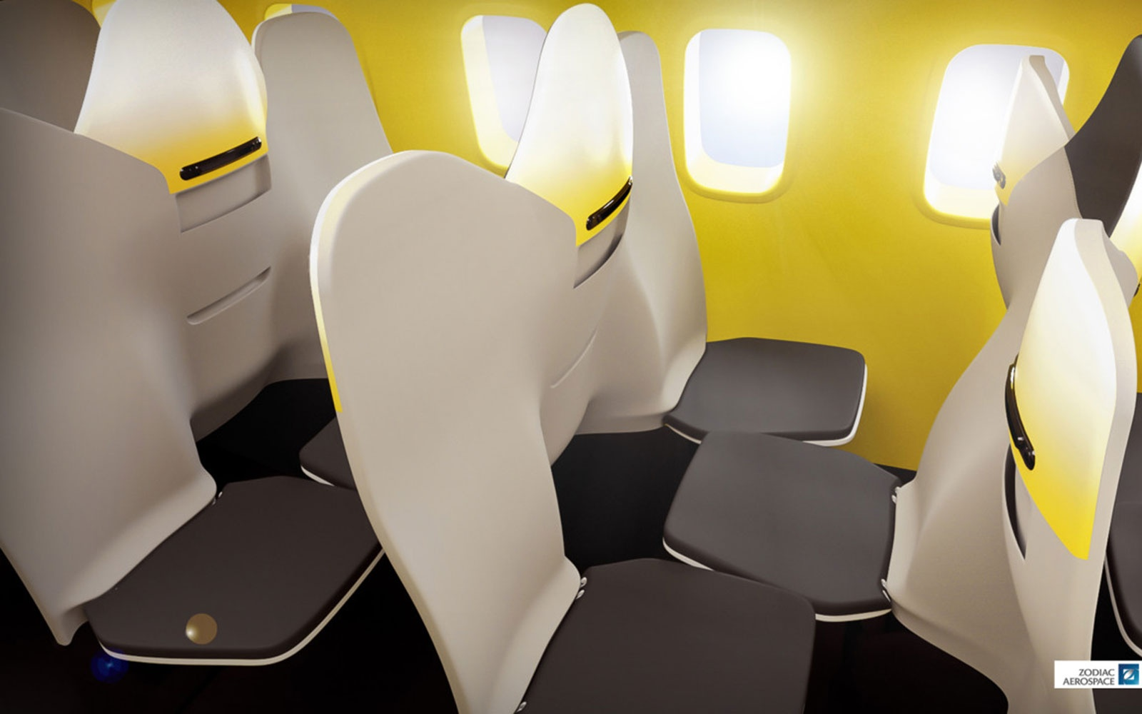 Here's a Plan to Make Airline Seats Even Worse