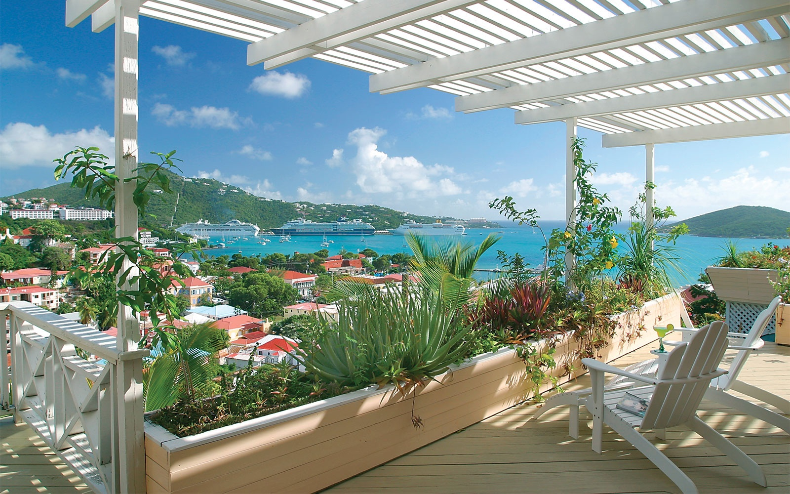 Bellavista Bed & Breakfast St. Thomas