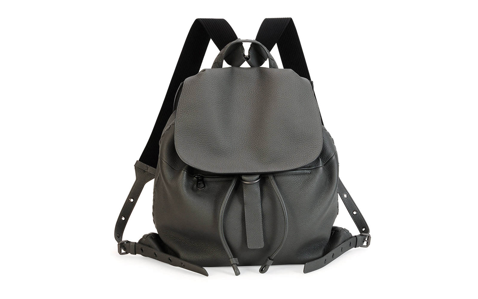 9816b5b9ef Bottega Woven Leather Backpack