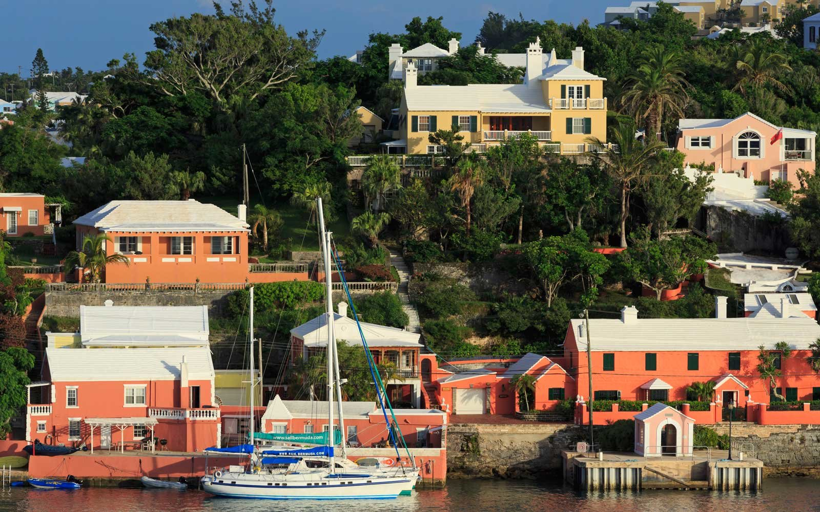 Architecture in Paget Parish, Bermuda