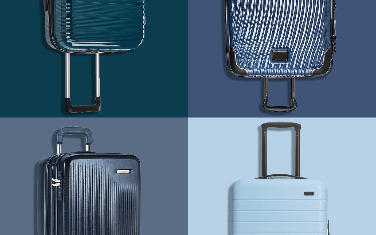 Best Hard-sided and hard shell suitcases