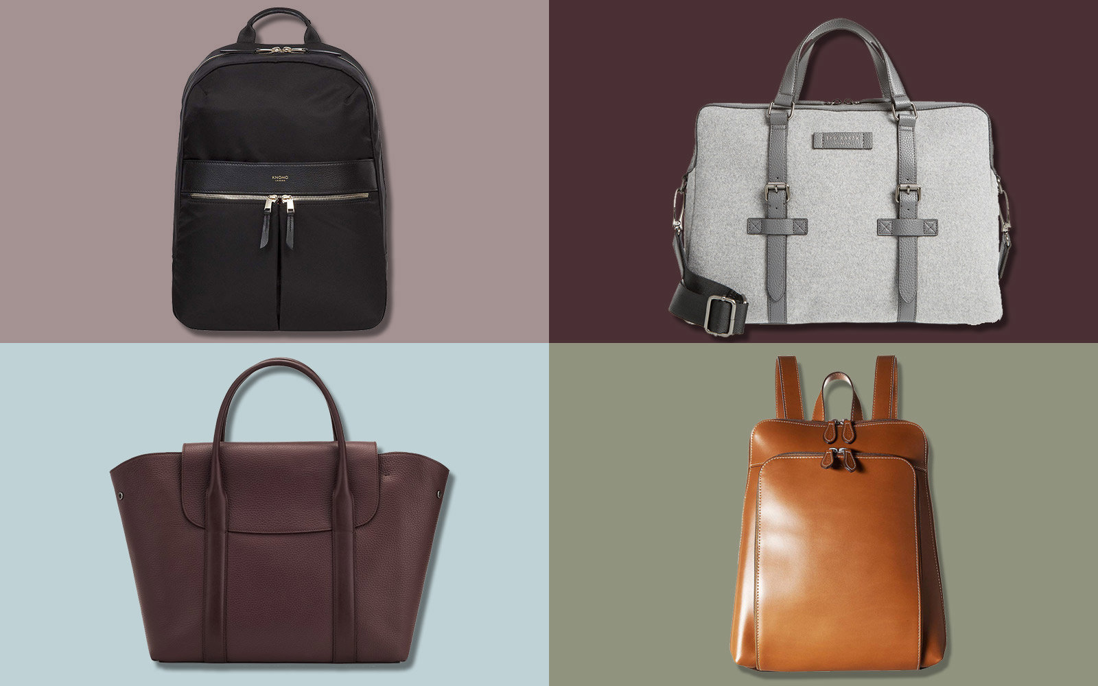 The Best Laptop Bags For Business Travel Leisure