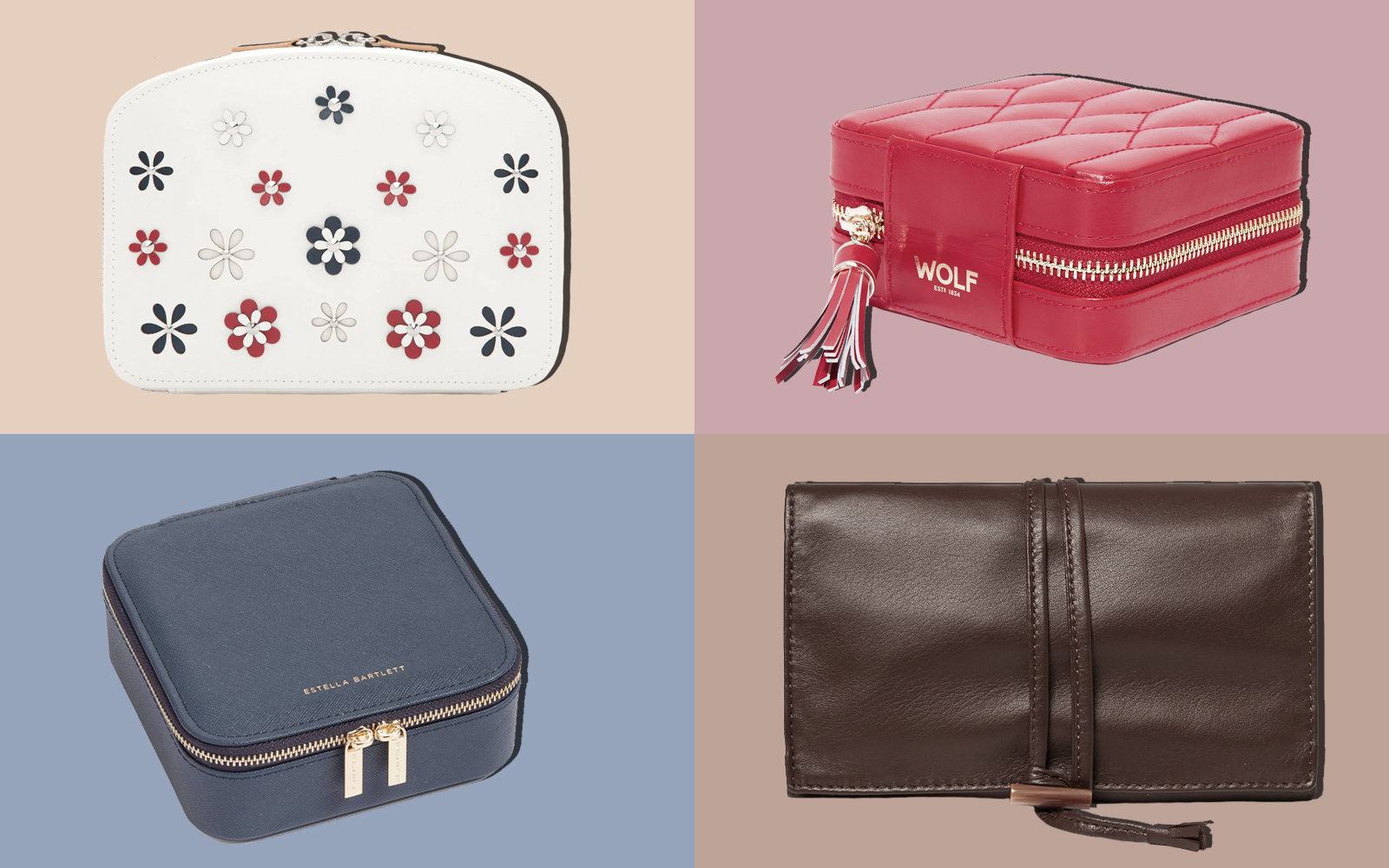 14 Travel Jewelry Cases for Your Next Trip  9ee194f43e503
