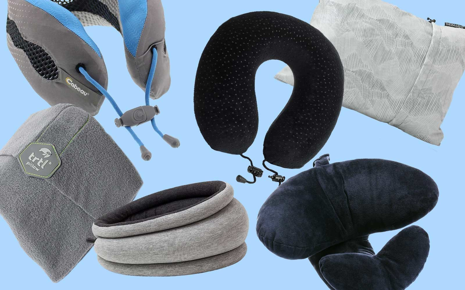 beat travel pillows neck pillows for the plane