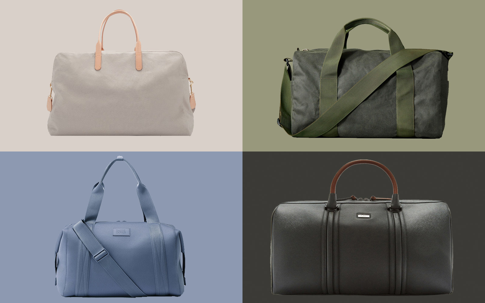 bcc79aee719 The Best Weekender Bags, According to Travel Editors   Travel + Leisure