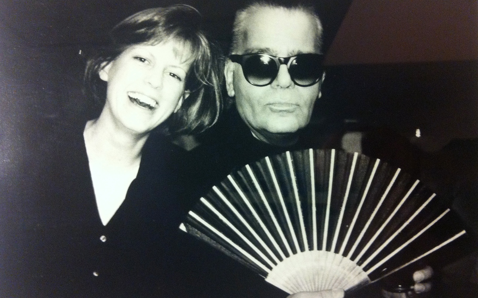 Kate Betts, Karl Lagerfeld