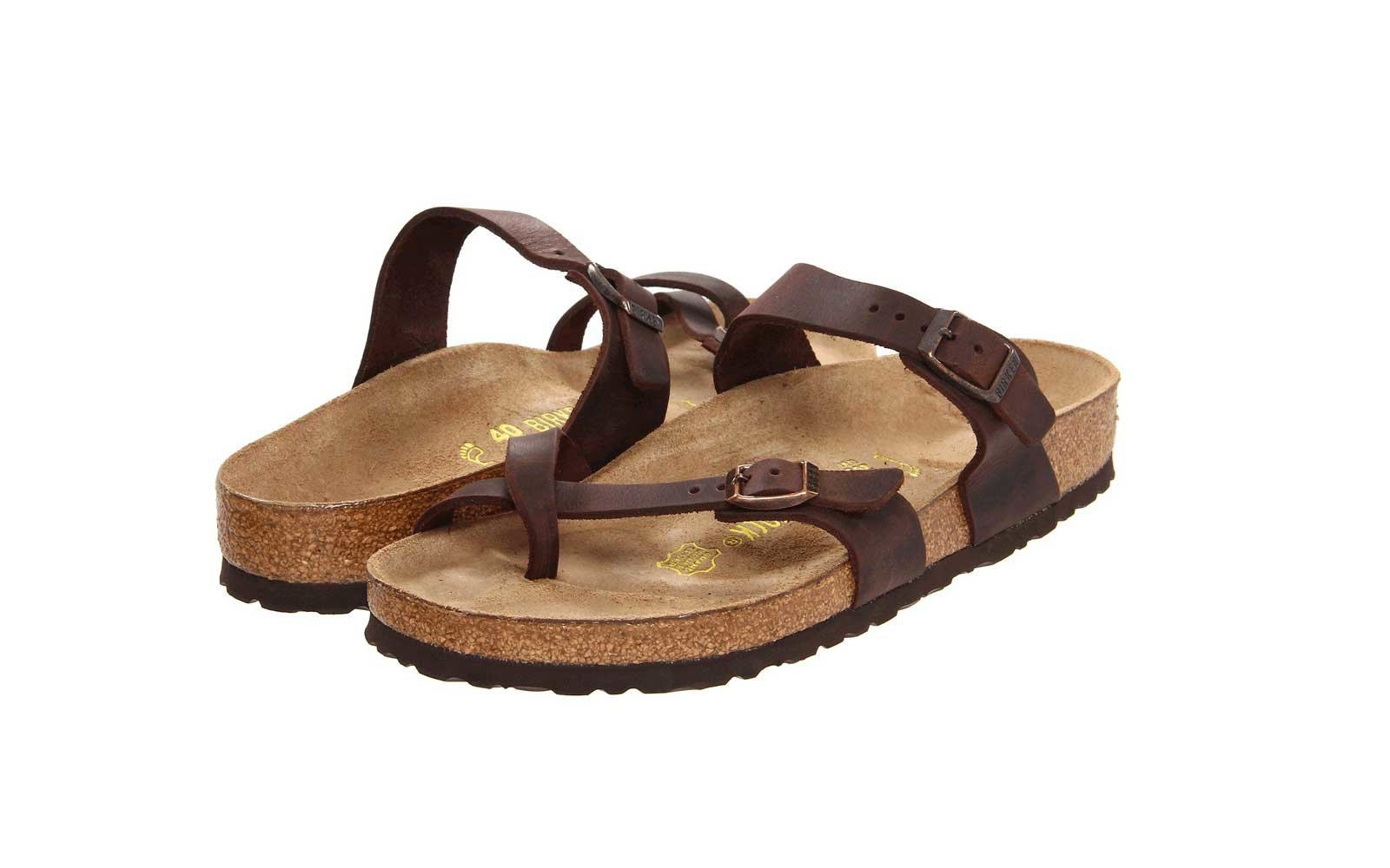 birkenstock womens comfortable walking sandals