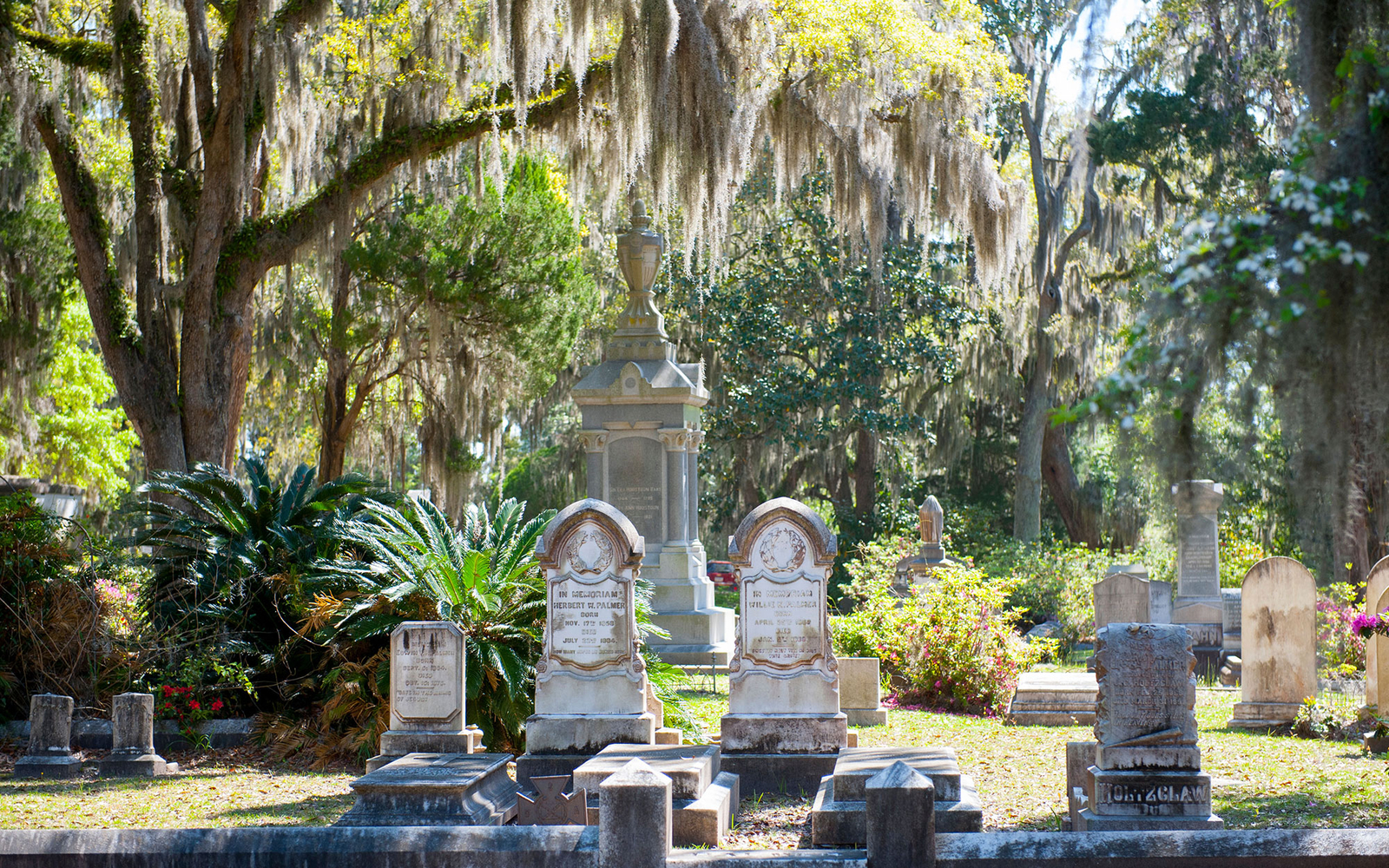 Worlds Most Beautiful Cemeteries Travel Leisure - Conservation cemetery map us