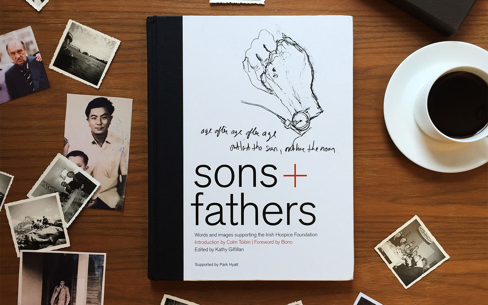 Park Hyatt 's Father's Day book