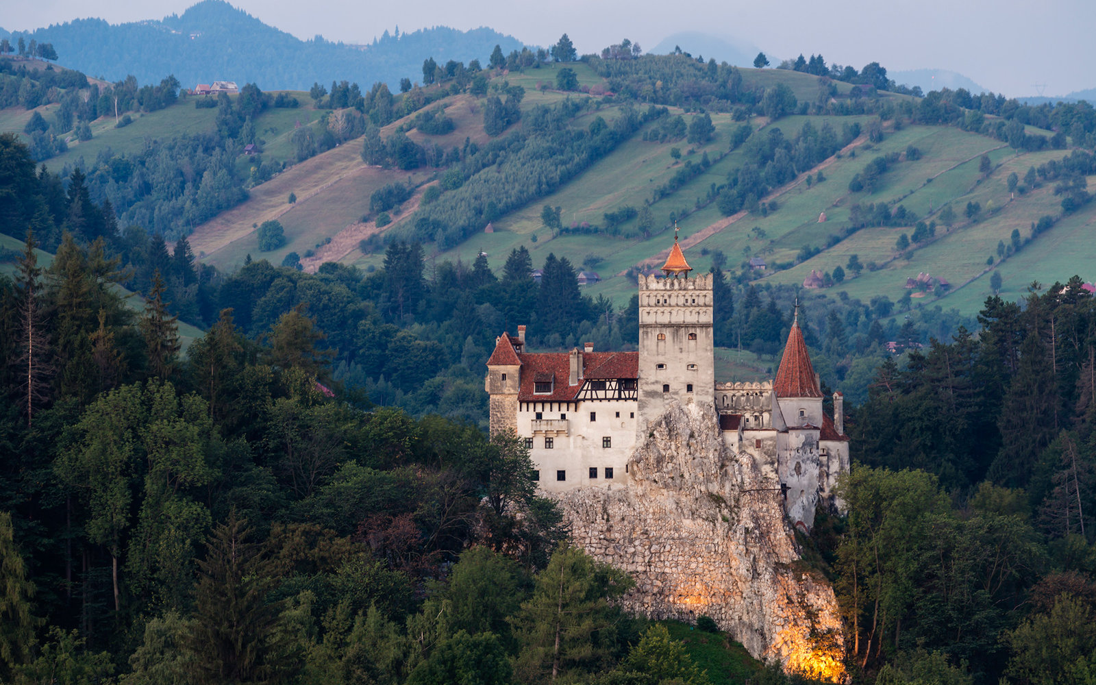 Dracula's Castle Is Ready To Welcome New Visitors