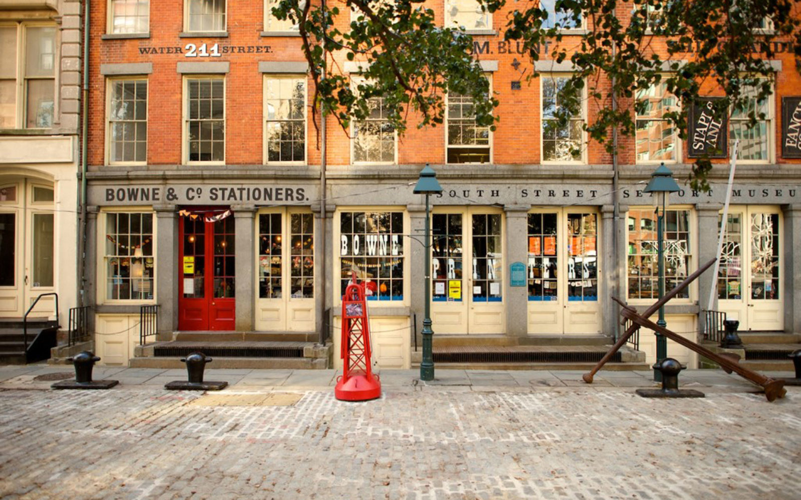bowne and co stationers