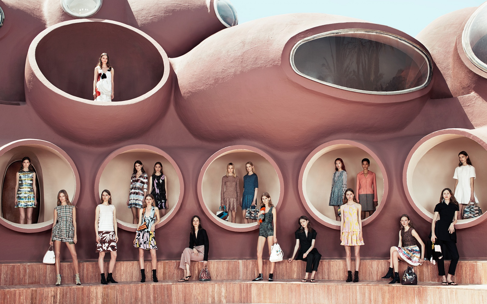 Palais Bulles in the French Riviera