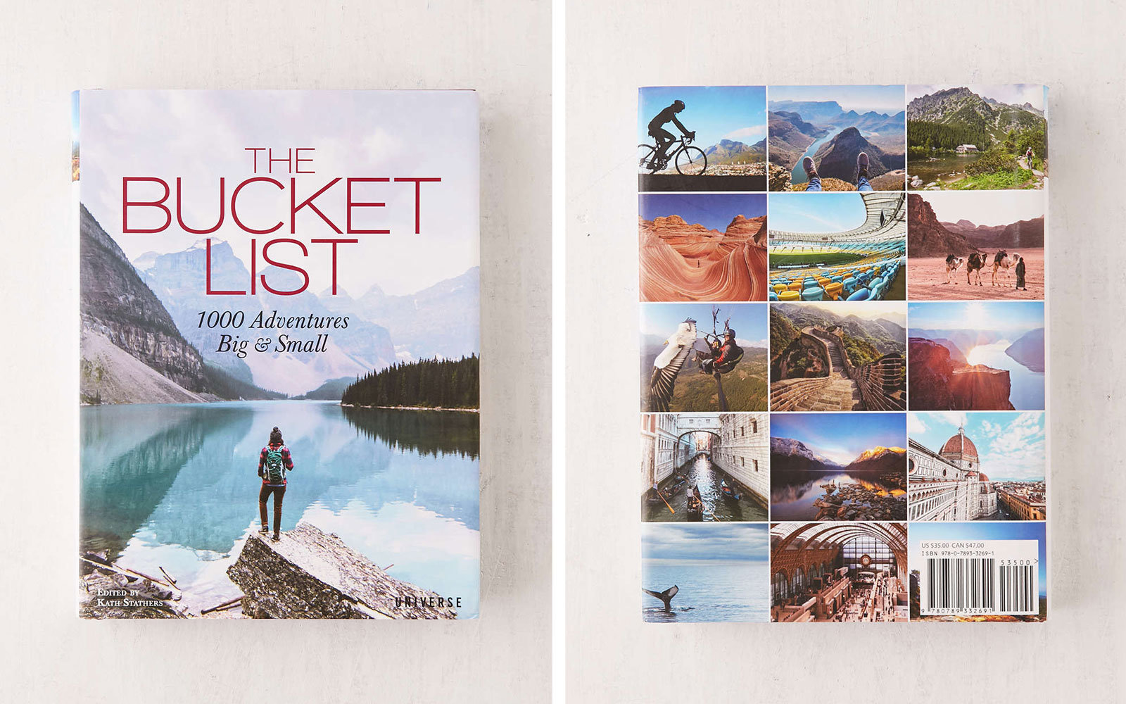 33. 'The Bucket List' Photo Book