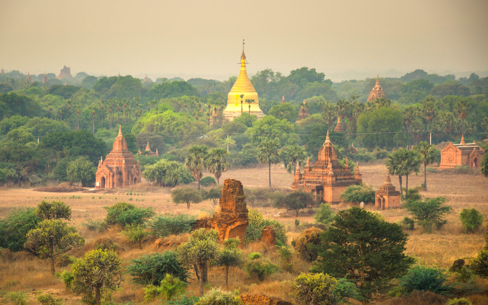 How to See Myanmar in Six Days