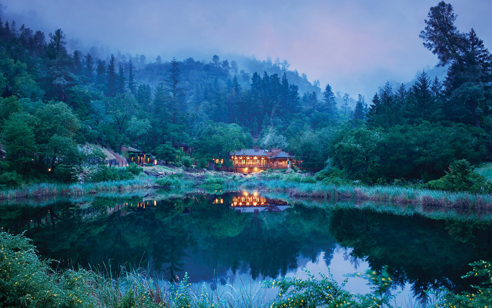 San francisco s best winter getaways travel leisure for Romantic things to do in nyc winter