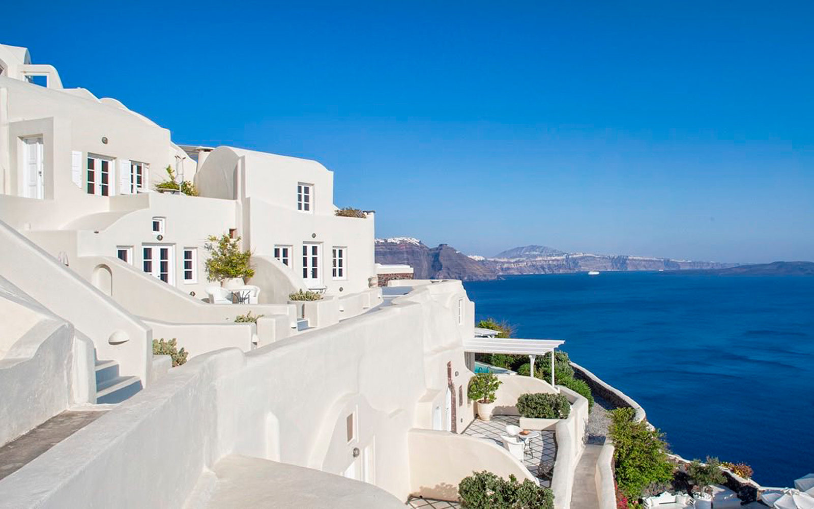 Canaves Oia Hotels & Suites, Santorini