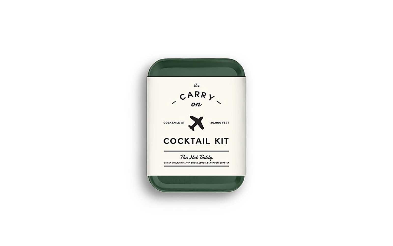 Hot Toddy Carry-On Cocktail Kit