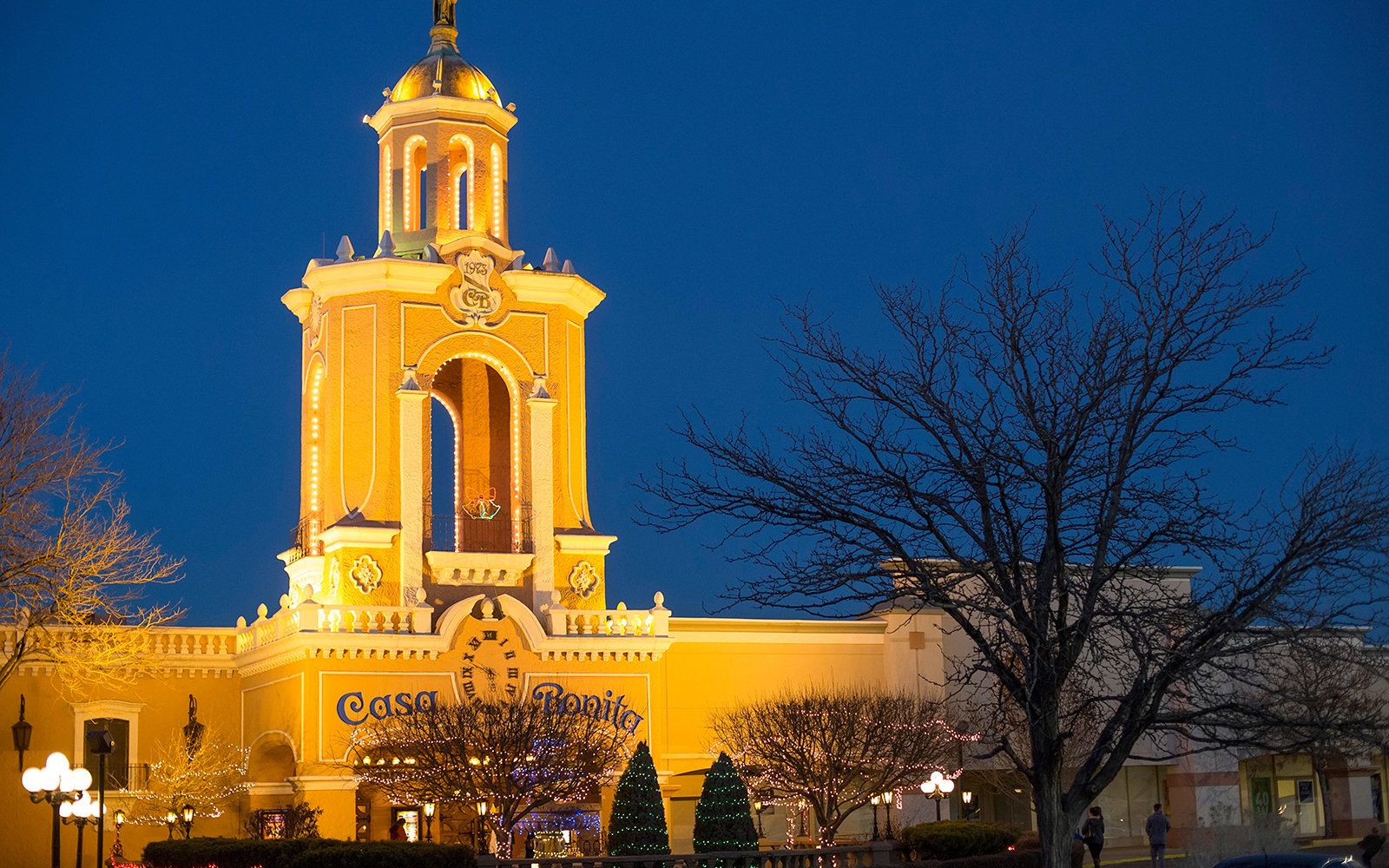 Casa Bonita restaurant in Denver