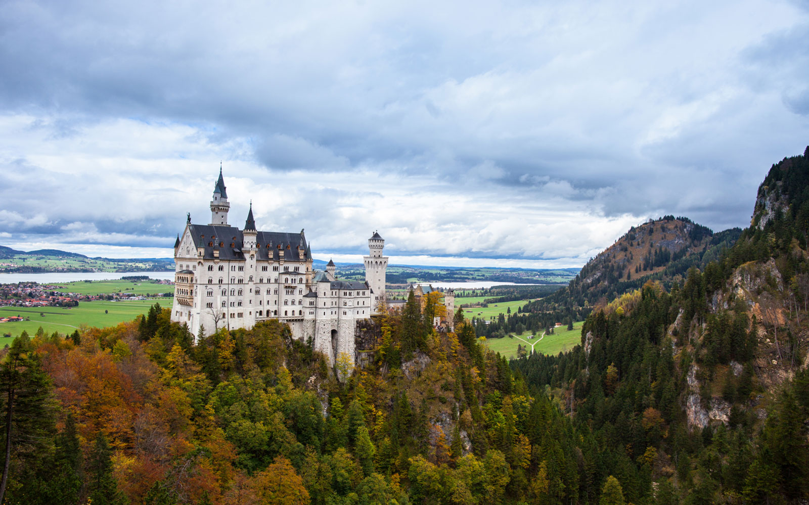 A New Attraction Knocks Neuschwanstein Castle Out Of The