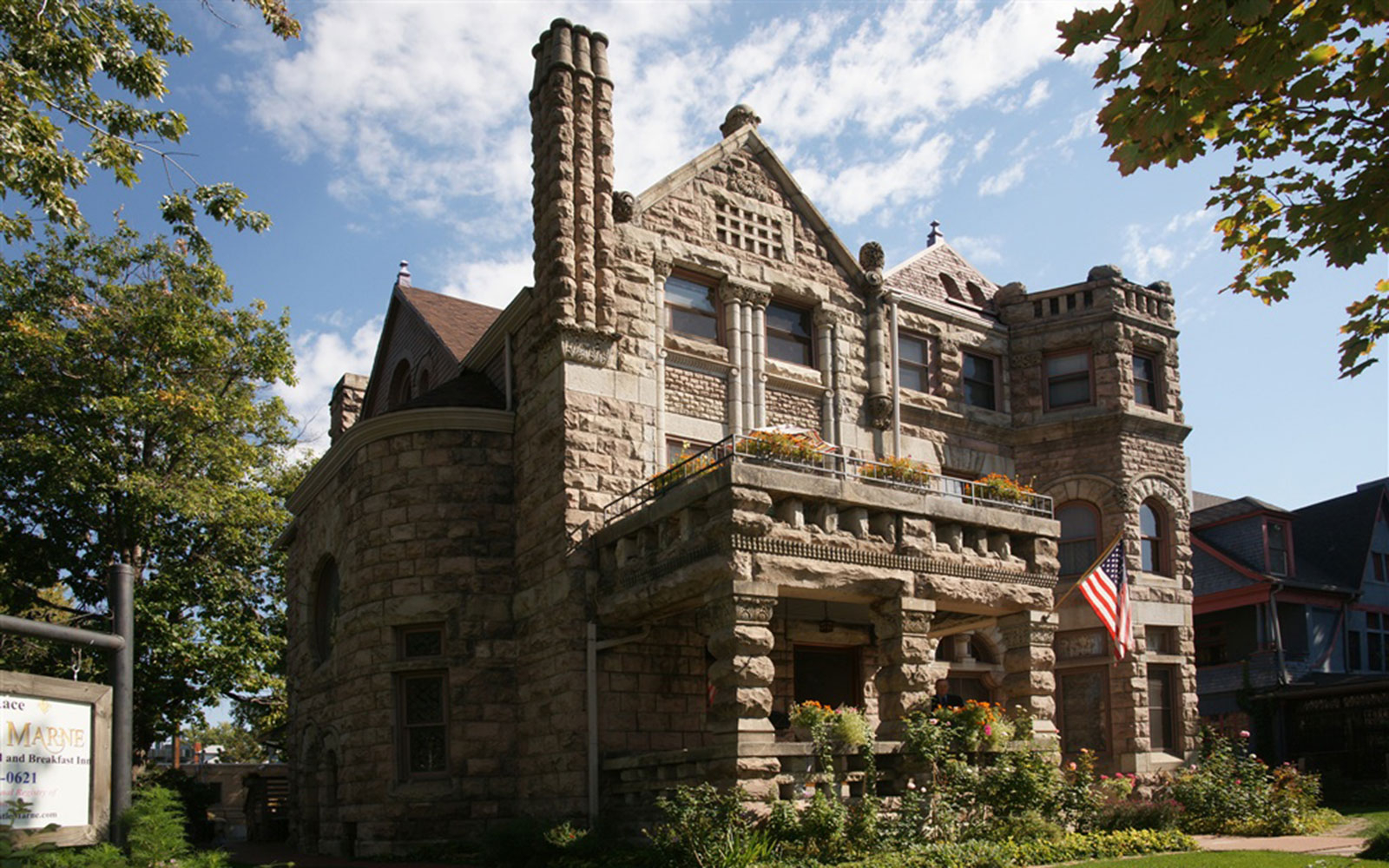 Castle Marne Bed & Breakfast Inn